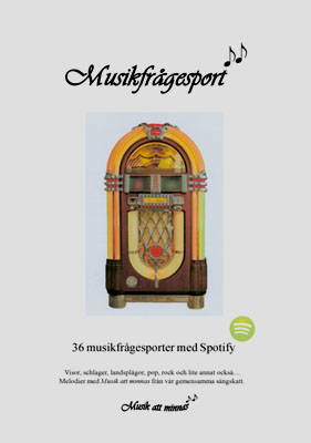 Musikfrågesport